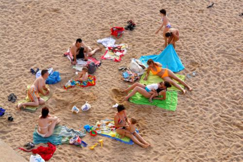 Europa, Meer, Spanien, Strand