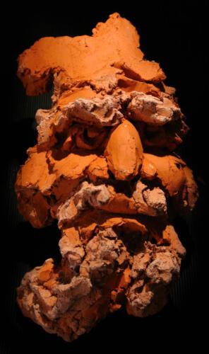 P.006 Maske 01, Ton, 2009, 33cm hoch