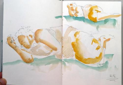 Z.Skizzenbuch 2 2010