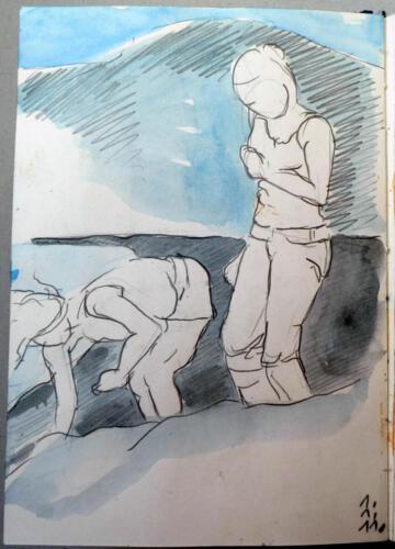 Z.Skizzenbuch 4 2010
